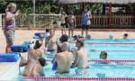 Enseigner la natation sans piscine