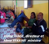 Mme Yekawe