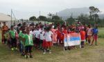 Les écoliers de l'ASEE au Mondial
